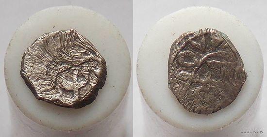 Крымской ханство Акче 985 г.х. (1577-1578 г.р.х.) Мехмед II Гирей чекан Крым