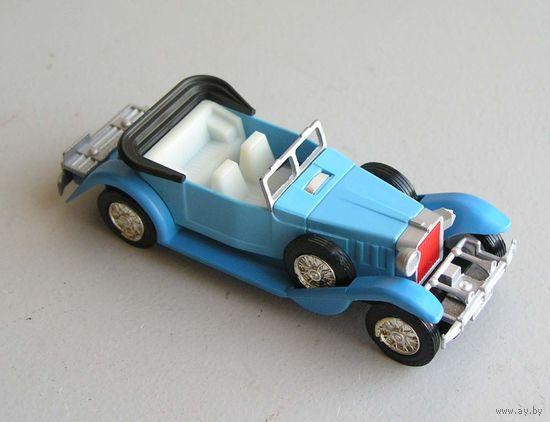 Модель ретро-автомобиля 1:43 Сделано в СССР вид 2