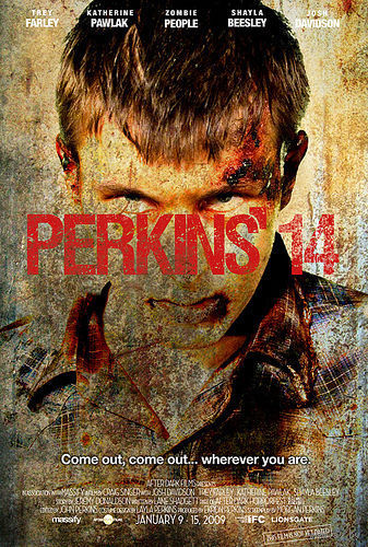 Команда Перкинса /  Perkins' 14. Лицензия. двд-9