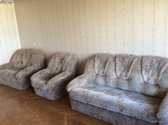 Мягкая мебель , 3 предмета