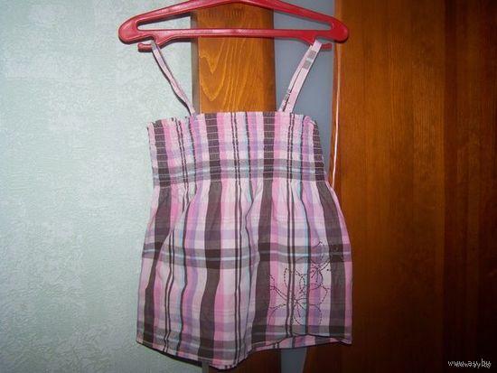 Топик для девочки на резинке. АКЦИЯ!!! При покупке двух лотов одежды третий (с наименьшей ценой) В ПОДАРОК!