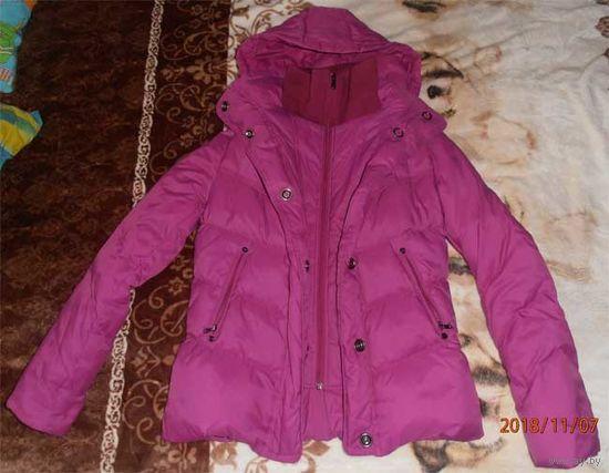 Пуховая куртка RLX 44-46 р-р, 158-164 см