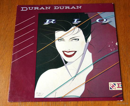 """Duran Duran """"Rio"""" LP, 1982"""