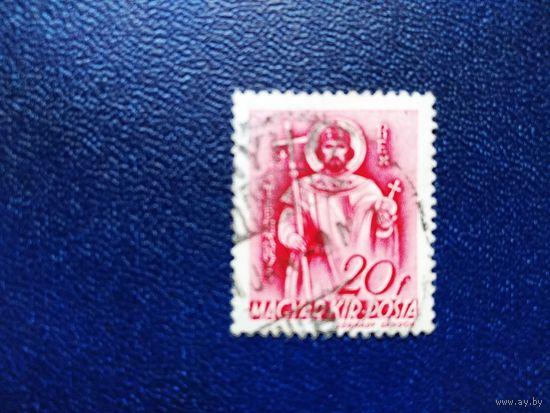 Марка Венгрия 1939 год.   St. Stephen