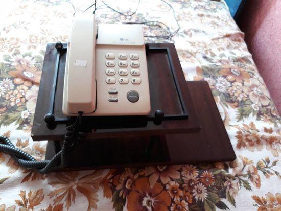 Полка телефонная в отличном состоянии