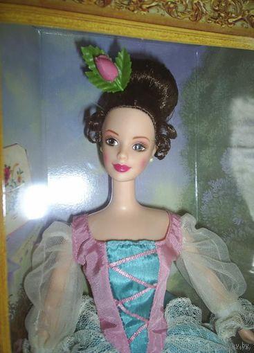 Кукла Барби/Barbie Fair Valentine фирмы Mattel, 1997 г, специальное издание Hallmark.