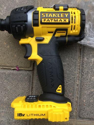 Гайковёрт Stanley FatMax FMC645-XE 180 Nm !!!