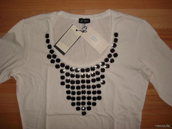 РАСПРОДАЖА!!! СКИДКА 20 %!!! Новые блузки ARMANI JEANS с сертификатом подлинности