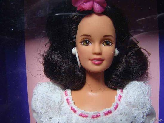 "Кукла Барби из серии ""Куклы мира"" /Barbie Dolls of the world, Puerto Rican 1996"