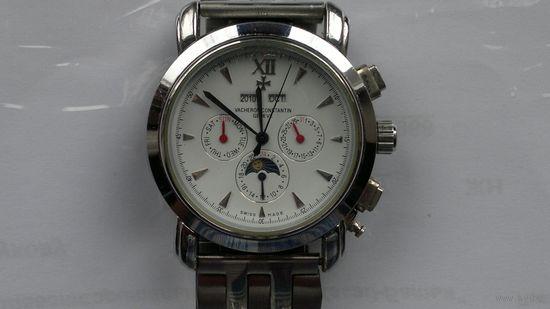 Часы VACHERON CONSTANTIN GENEVE.(Копия.) Механика. Без МЦ.
