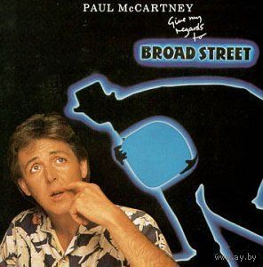 Paul McCartney - Give My Regards ToBroad Street - LP -1984