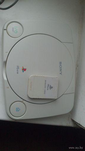Приставка SONY PlayStation SCPH-102