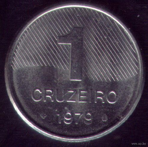 1 Крузейро 1979 год Бразилия