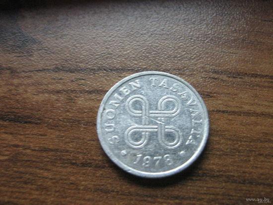 Финляндия 1 пенни 1978