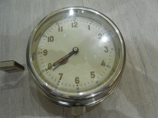 Часы каютные СССР 2-54г., #5619