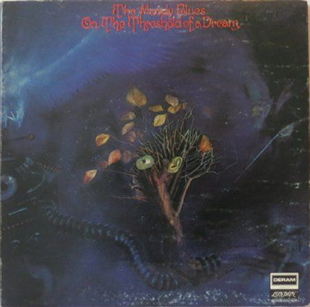 Moody Blues - On The Threshold Of A Dream - LP - 1969