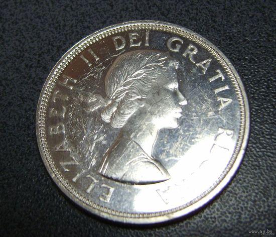 1доллар.1964г.