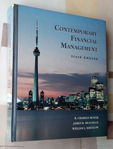 Contemporary Financial Management (Sixth Edition)