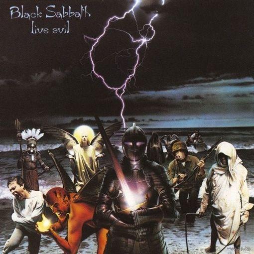 Black Sabbath - Live Evil - 2LP - 1982