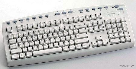 Клавиатура Chicony KB-9885