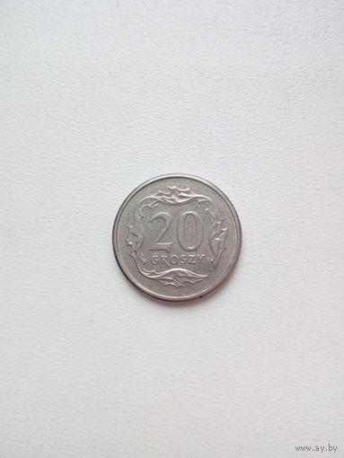 20 грош 1997г. Польша