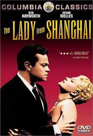 Леди из Шанхая / The Lady from Shanghai (Орсон Уэллс / Orson Welles) [1947 г., триллер, драма, DVD5]