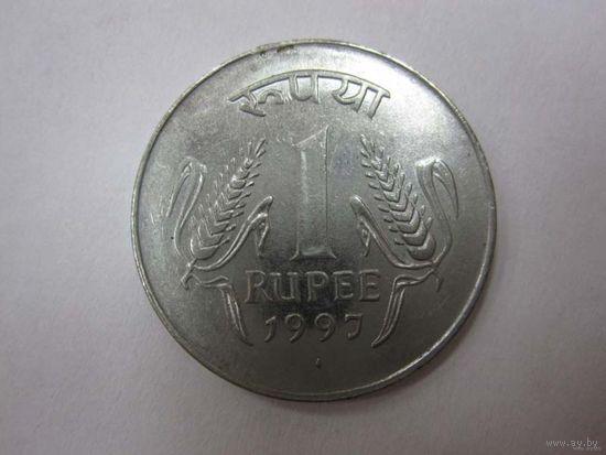 1 Рупи 1997 (Индия)
