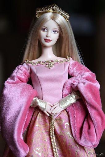 Кукла барби от Мателл_Princess of England Barbie - Барби Принцесса Англии _Новая_!