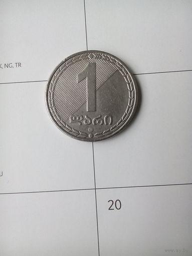 Грузия 1лари2006г