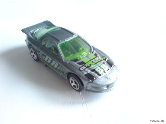 Iroc  Firebird  мокрый асфальт металлик, с зелёными вставками распродажа коллекции