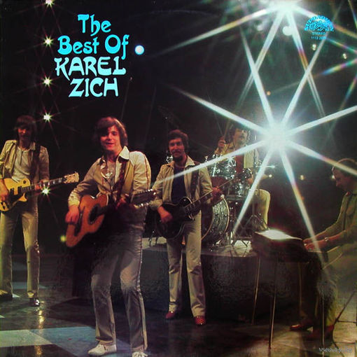 Karel Zich - The Best Of Karel Zich