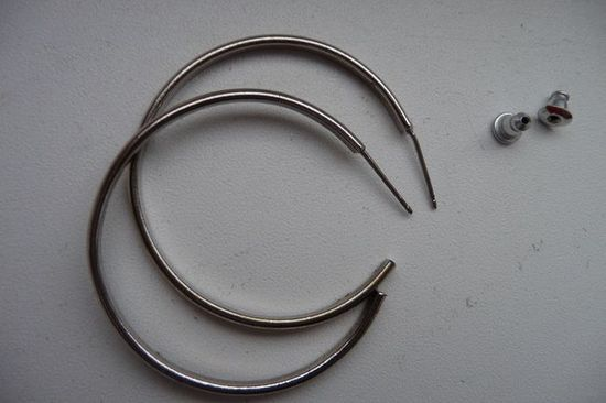Серьги среднего размера (Германия)