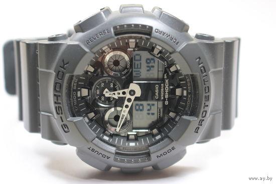 Наручные часы Casio GA-100CF-8A