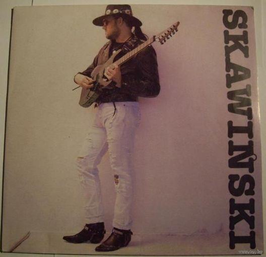 Grzegorz Skawinski  -  Skawinski - LP - 1989