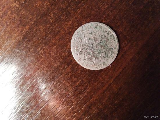 Монета Фридриха Вильгельма, 1683 год