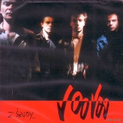 Voo Voo  -  Z Srody...Na Czwartek - LP - 1989
