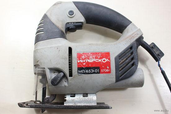 Электролобзик Интерскол МП-65Э-01