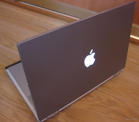 Apple PowerBook G4 a1025 целиком или на разбор
