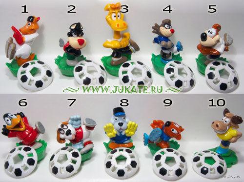 Футболисты -2 - серия