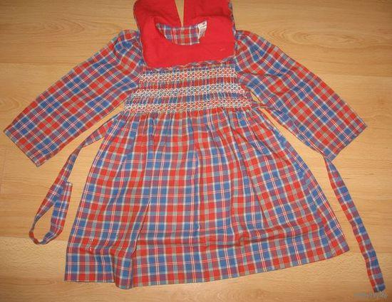 Фирменное платье 4-5 лет Ladybird