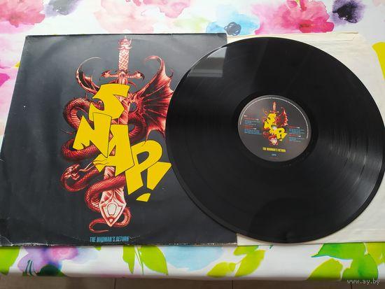 SNAP!The Madman's Return LP