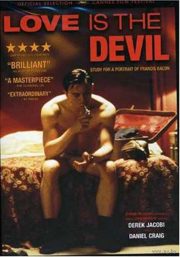 Любовь - это Дьявол. Штрихи к портрету Ф.Бэкона / Love Is the Devil: Study for a Portrait of Francis Bacon (Дерек Яакоби,Дэниэл Крэйг,Тильда Суинтон)  DVD5