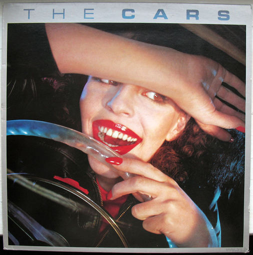 "The Cars ""The Cars"" LP, 1978"