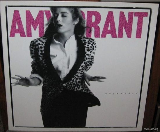 LP Amy Grant - Unguarded (1985)