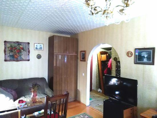 Однокомнатная квартира в центре города  Заславль.