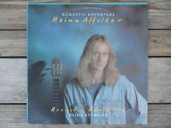 Heinz Affolter - Acoustic adventure - Partitura, Литва - 1988 г.