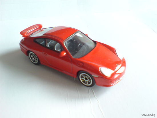 Porsche  911  GTЗ  1\58   красный. металл  распродажа коллекции