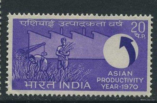 Индия /злаки/ 1970г