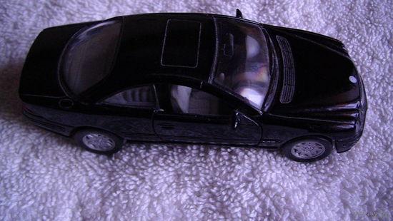 Модель. MERCEDES-BENZ CL600. чёрная расспродажа коллекции