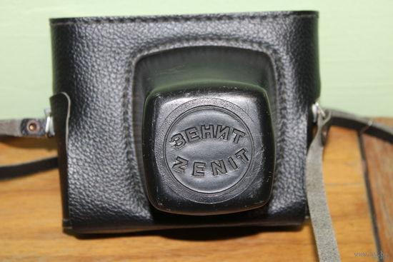 Фотоаппарат зенит ЕТ с обьективом Гелиос 44м-4 старт с 2 рублей без МЦ!Смотрите другие лоты много интересного!!!
